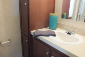 Photo Of Single-Wide Home F-44831 Bathroom Sink And Vanity