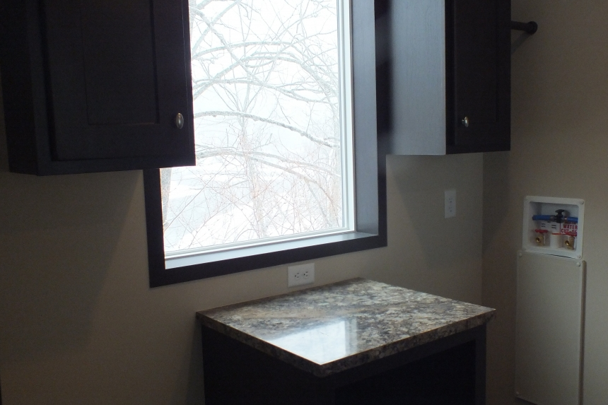 Photo Of Double Wide Home 302 Stock Model Window And Work Area