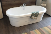 Photo Of Double Wide Home 302 Stock Model Bathroom Tub