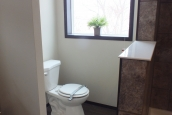 Photo Of Double Wide Home 302 Stock Model Toilet And Window