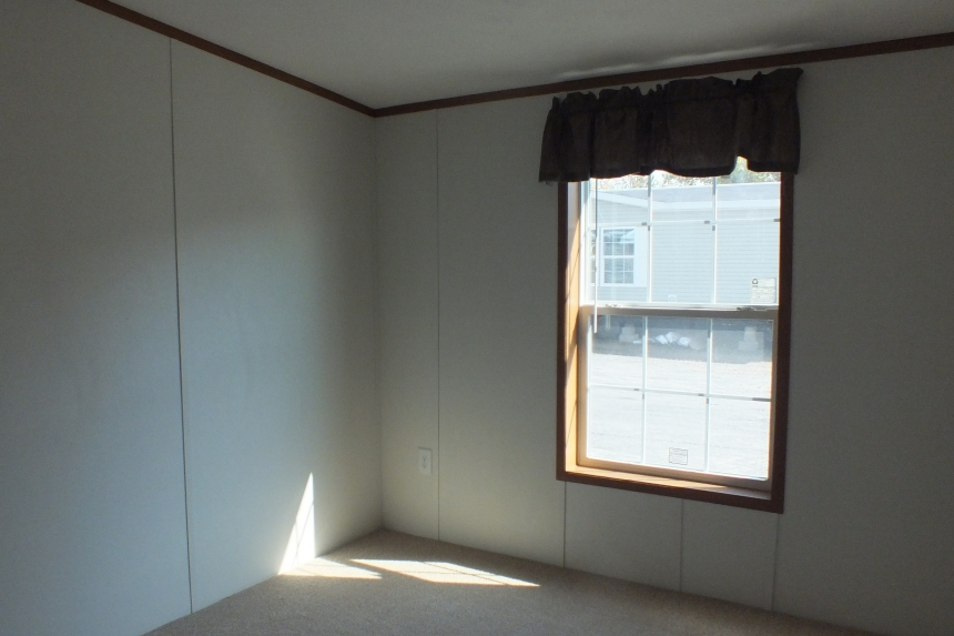 Photo Of Double Wide Home 304 Stock Model Sunny Bedroom With Bright Window