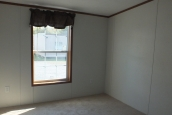 Photo Of Double Wide Home 304 Stock Model Empty Bedroom And Sunny Window