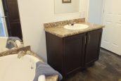 Photo Of Double Wide Home 303 Stock Model Bathroom Vanity