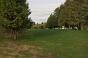 Photo Of Double-Wide Home Package On Lot 77 Lisa Drive Barre Town Vermont Grass With Trees
