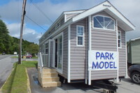 PARK MODEL DISPLAY UNITS FOR SALE OFF THE LOT!